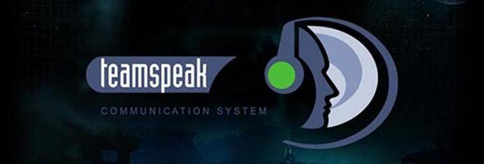TeamSpeak3 Server
